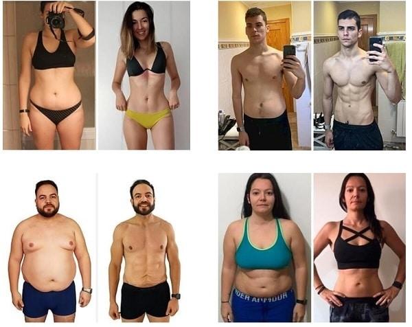 transformaciones fisicas de fuertafit