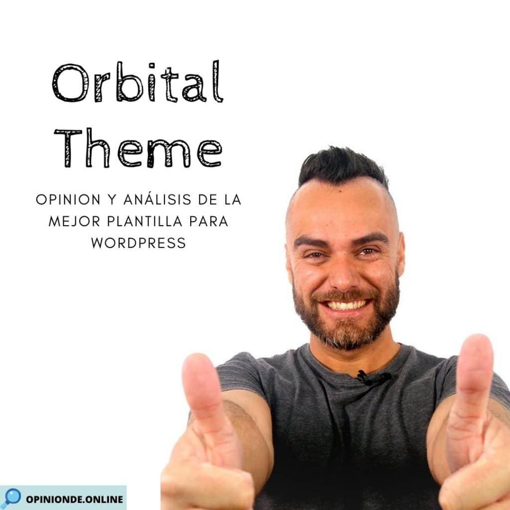 Opinion orbital theme