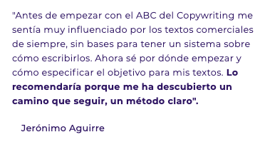 es recomendable el abc del copywriting