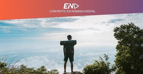 como ser un nómada digital