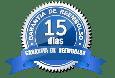 garantia de devolucion de 15 dias