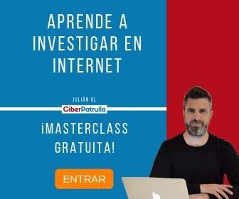 masterclass gratuita osint