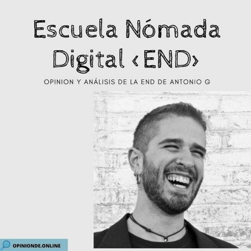 opinion de la escuela nomada digital
